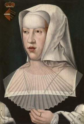 Margaret of Austria Van Orley